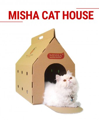 MISHA Cat House